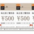 番外編:8月優待一覧【食品関連】10万円以下で取得可能