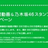 『【乃木坂46】これ、目標高すぎて達成厳しいだろ・・・』の画像