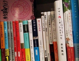 【画像あり】はるかぜちゃん(13歳・中2)の本棚をご覧ください