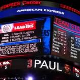 『ロサンゼルス旅行記4 【NBA現地観戦】サンアントニオ・スパーズVSロサンゼルス・クリッパーズ(後半)』の画像