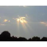 『神が下りてきそうな』の画像