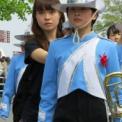 2016年横浜開港記念みなと祭国際仮装行列第64回ザよこはまパレード その113(横浜市立潮田中学校 YOKOHAMA Pacific Winds)