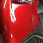 『ハーレー純正カラーWicked Red の調色』の画像