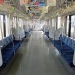 「しまい忘れた」 電車内で下半身を露出、26歳の男逮捕 女性会社員(34)が取り押さえる