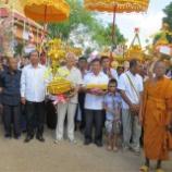 『カンボジアの水祭り』の画像