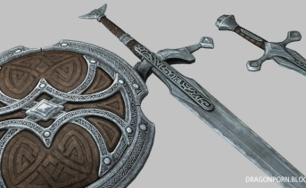 Skyforge Weapons & Shields SSE