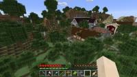 竹塀の民家を作る