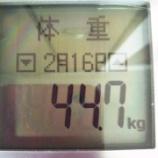『2/16【1886kcal】3日間の炭水化物祭り【暴食】』の画像