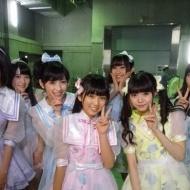 市川美織(19歳)、矢吹奈子(12歳)と並んでも遜色なし!さすがフレッシュレモン!! アイドルファンマスター