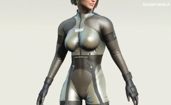 Metal Gear Solid BB Corps Suit