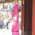 第58回鎌倉まつり2016 その13(ミス鎌倉お披露め・ミス鎌倉2016(林梨花))
