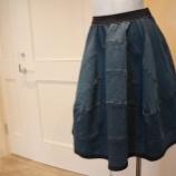 『irise(イリゼ) デニムバルーンスカート』の画像