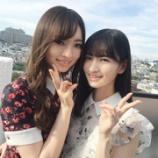 『【乃木坂46】!?梅澤美波と金川紗耶の2ショット、これ2人共目がおかしくないか・・・!!??』の画像