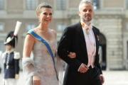 ノルウェー王女の元夫が自殺 47歳
