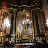 『ポーランド旅行記17 聖マリア大聖堂を見学してポーランド料理を食べる』の画像