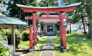 新潟県にある「トトロ神社」
