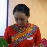 『中国広西チワン族自治区首府南寧 鳳凰賓館の朝食』の画像
