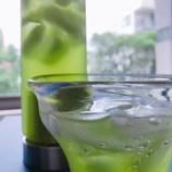 『氷水出し緑茶』の画像