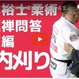 『『大内刈り』柔術家でも使える立ち技|岡本裕士の鬼極禅問答』の画像