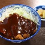 『JAL×はんつ遠藤コラボ企画【岐阜編】3日め・てりかつ丼(旭家食堂)』の画像