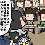 『21.特別支援学校の先生になることを夢みた電動車いすの私〜生徒に伝えたかった想い〜』の画像
