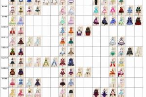 【ミリシタ】PrincessSSR・イベントSR衣装まとめ(2019年10月「サムシング・オータムガシャ」まで)