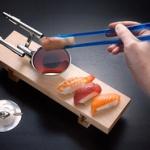 【画像】『スター・トレック』と寿司が公式にコラボ! エンタープライズ号が醤油皿にwww