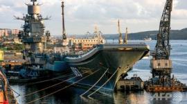 ロシア海軍唯一の空母が大破・航行不能、廃艦へ