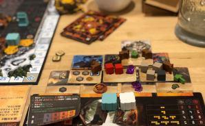 王国再生が目的のボードゲーム