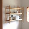 キッチンに【DIY】で念願の飾り棚が完成!お気に入りの雑貨が飾れる、癒しのハンドメイド棚!
