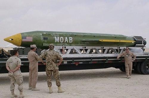 【画像】アメカス、ISISに超強力爆弾をぶち込む・・・これはでかい・・・のサムネイル画像