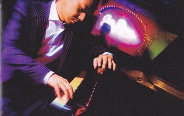 『八木隆幸トリオのライブを聴く』の画像