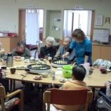 『今日のグループホーム(家族会&お誕生会)』の画像