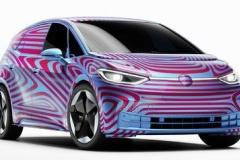 VWの新型EV『ID.3』先行受注2万1000台突破! 航続距離330km~、30分以内80%充電
