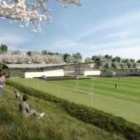 『【町田ゼルビア】J1への大きな一歩!! クラブハウスと2面グラウンドが一体のトレーニング施設の整備が決定!!』の画像