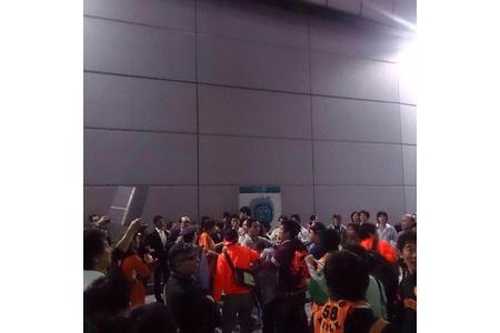 【悲報】東京ドームで巨人ファンと阪神ファンが乱闘か? alt=