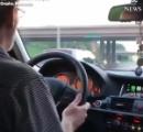 【USA】時速96キロで走る車の屋根に猫、運転手気づかず 猫は無事でした![動画あり]