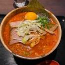 【札幌市厚別区ラーメン】麺や琥張玖