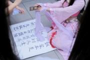 上海の地下鉄に500年前から来た女が現れる