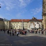 『チェコ旅行記8 余裕があれば見に行こう。プラハ城の旧王宮と聖イジー教会』の画像