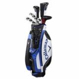 『ゴルフデビュー!初めてゴルフ場へ行く人が準備するべきゴルフ道具 【ゴルフまとめ・ゴルフクラブ シャフト 】』の画像