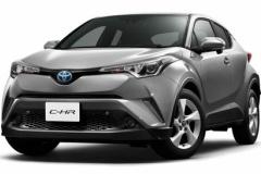 トヨタ、TNGA採用の新型SUV「C-HR」の概要初公開 年末に発売へ