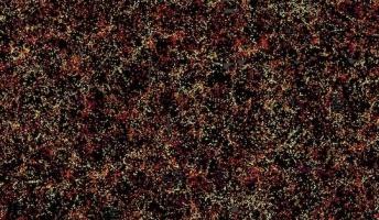 【宇宙ヤバイ】まるで宇宙の編み物。120万個分の「銀河の地図」が公開