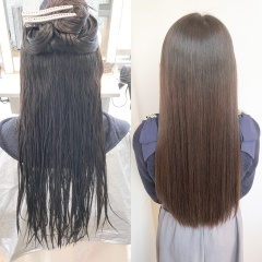 GWが始まりました☆プラチナ縮毛矯正で扱いやすいヘアスタイルにしましょう!