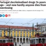 『薬物依存症社会からの脱却:ドラッグ解禁国ポルトガルに学ぶ』の画像