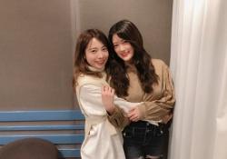 【衝撃】樋口日奈×斉藤優里、艶っぽい姉妹のような2ショットがコチラwwwww