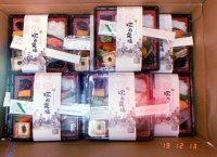 【朗報】AKB48劇場のお弁当が豪華
