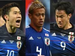 【 日本代表 】本田、香川、岡崎はロシアW杯に行ける!?