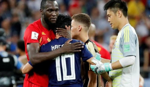 日本-ベルギー戦を見たスペイン語圏の反応(FIFAワールドカップ)