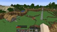 ピラミッド区の小島に肉屋を作る